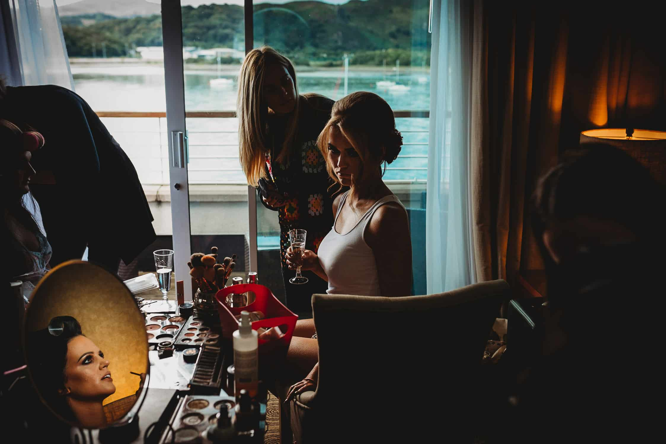 The Quay Hotel Wedding Photographer