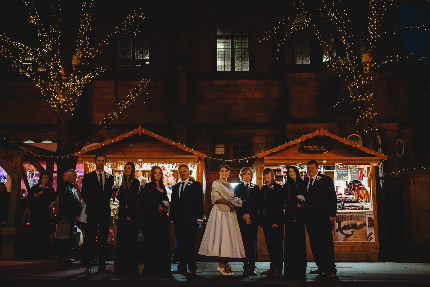 Chester Winter Wedding Photographer